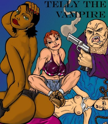 Porn Comics - Night Spot 1 Porn Comic