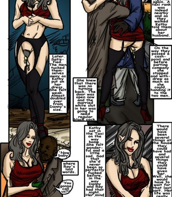 Black Alley Porn Comic