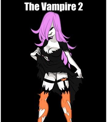 Porn Comics - Mr Invisible & The Vampire 2 Porn Comic