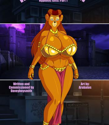 Porn Comics - The Multiverse Hypno Harem 1 Cartoon Porn Comic