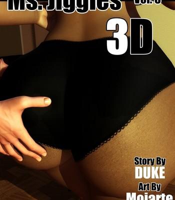 Porn Comics - Ms Jiggles 3D 6 PornComix
