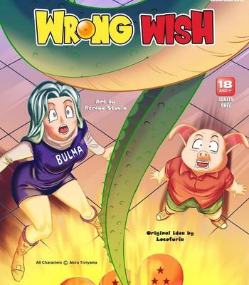 Porn Comics - Wrong Wish Sex Comic