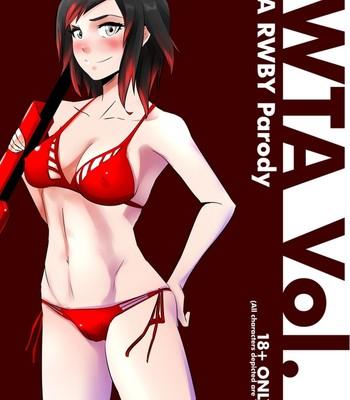 Porn Comics - FWTA 1 – A RWBY Story Cartoon Porn Comic
