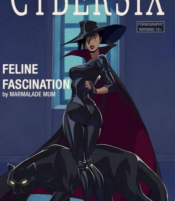 Porn Comics - Cybersix – Feline Fascination PornComix