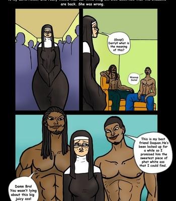 Sister O'Malley 3 Porn Comic 002