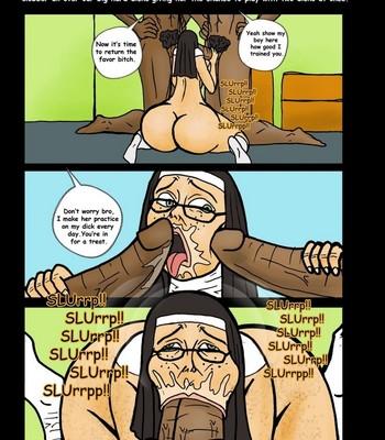 Sister O'Malley 3 Porn Comic 005