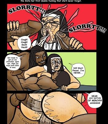 Sister O'Malley 3 Porn Comic 006