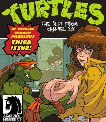 Ninja teenage turtles porno mutant All Teenage