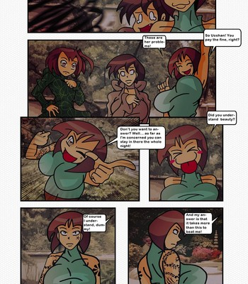 A Day Like Any Others - The (mis)adventures Of Nabiki Tendo 3 Porn Comic 033