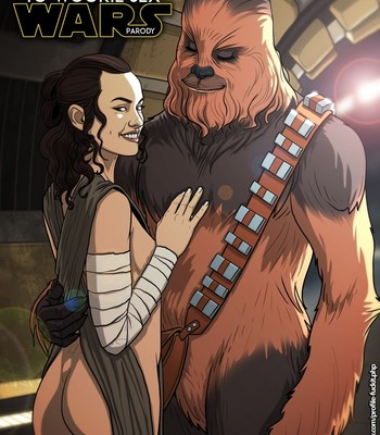 Porn Comics - A Complete Guide To Wookie Sex 1 Sex Comic