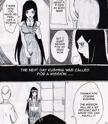 The Secret Of Kushina Uzumaki Porn Comic 003