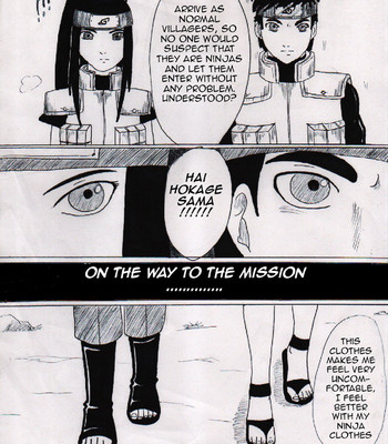 The Secret Of Kushina Uzumaki Porn Comic 005
