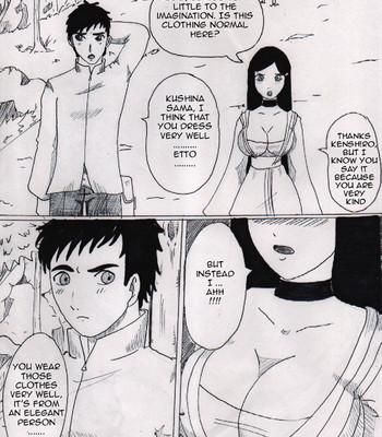 The Secret Of Kushina Uzumaki Porn Comic 006