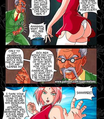 Alley Slut Sakura Porn Comic 013