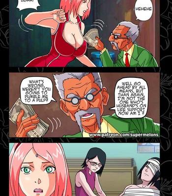 Alley Slut Sakura Porn Comic 014
