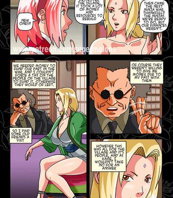 Alley Slut Sakura Porn Comic 045