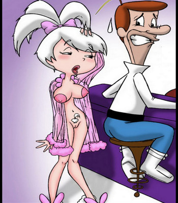 Jetson porn cartoon