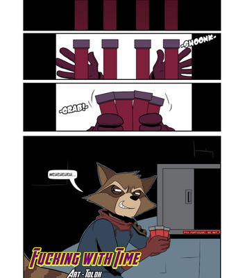 Porn Comics - Fucking With Time Cartoon Comic