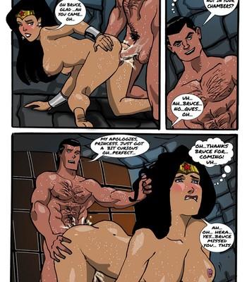 Porn Comics - Themysciran Dungeons Porn Comic