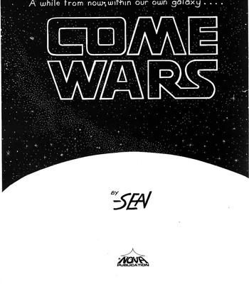 Porn Comics - Come Wars PornComix