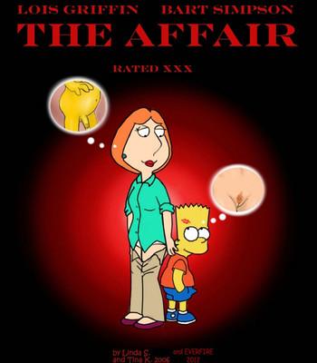 Porn Comics - The Affair Porn Comic