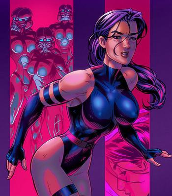 Porn Comics - Breakout 3 – Psylocke Porn Comic