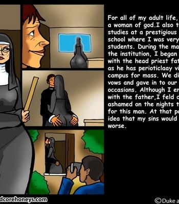 Sister O'Malley 5 Porn Comic 003