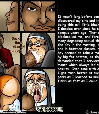 Sister O'Malley 5 Porn Comic 004