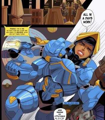 Porn Comics - Target Pharah Sex Comic