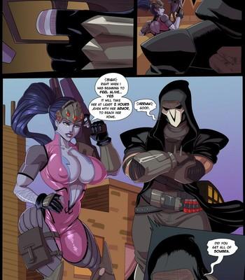 Target Pharah Porn Comic 002