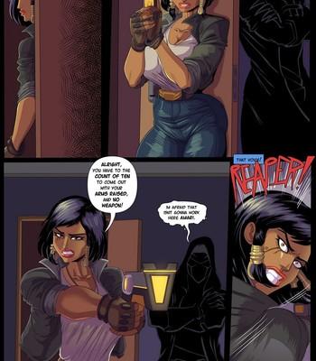 Target Pharah Porn Comic 006