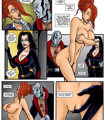 Danger Girl - In The Clutches Of Cobra 6 Porn Comic 003
