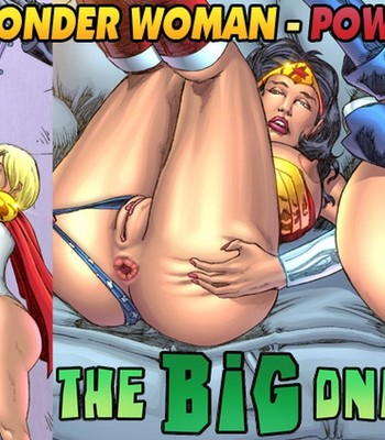 The Big One! Porn Comic 001