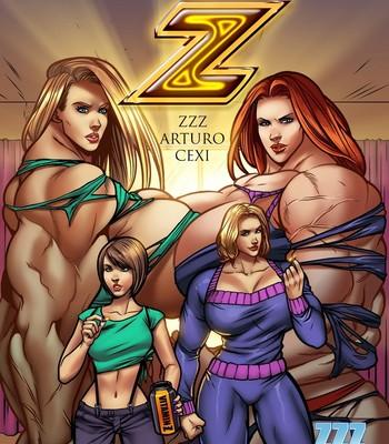 Porn Comics - Vitamin Z 1 Cartoon Porn Comic