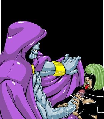Porn Comics - Omega Fighters 14 Cartoon Porn Comic
