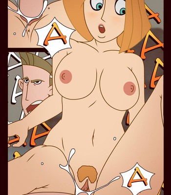 Free Time Porn Comic 020