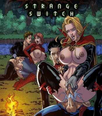 Porn Comics - Porn Of The Realms – Strange Switch Cartoon Comic