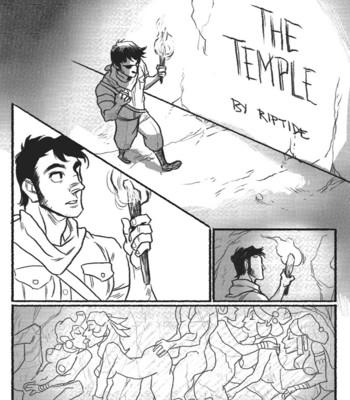 The Temple Porn Comic 002
