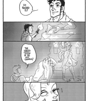 The Temple Porn Comic 003