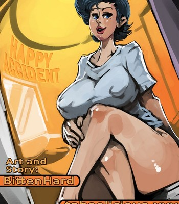 Porn Comics - Happy Accident PornComix