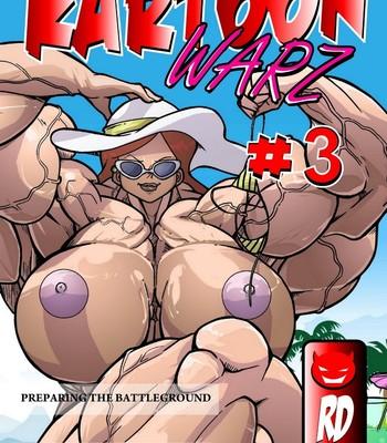 Porn Comics - Kartoon Warz 3 – Preparing The Battleground Sex Comic