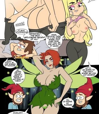 Gravity Falls - One Summer Of Pleasure 1 Porn Comic