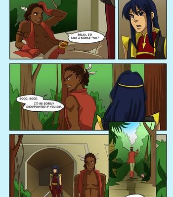 Thorn Prince 3 - Artifact Of Power Cartoon Porn Comic