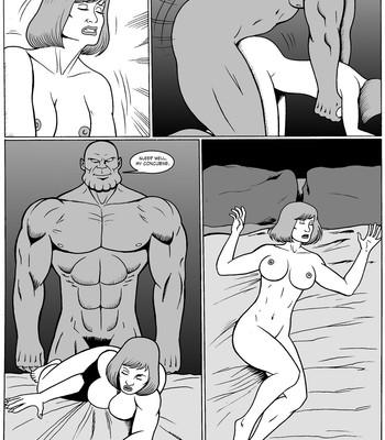 Sexy She-Hulk Cartoon Porn Comic