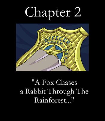 Porn Comics - The Broken Mask 2 – A Fox Chases A Rabbit Through The Rainforest Porn Comic