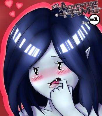 Porn Comics - MisAdventure Time 1 – Marceline's Closet Porn Comic