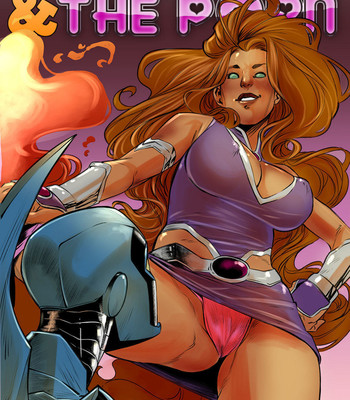 Porn Comics - The Brave & The Porn 3 PornComix