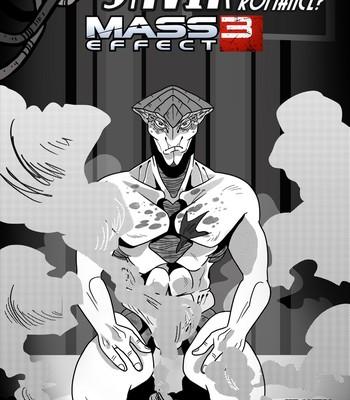 Porn Comics - Javik Romance Sex Comic