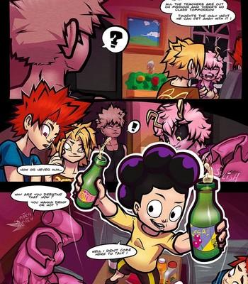 Porn Comics - Spit Low Sex Comic