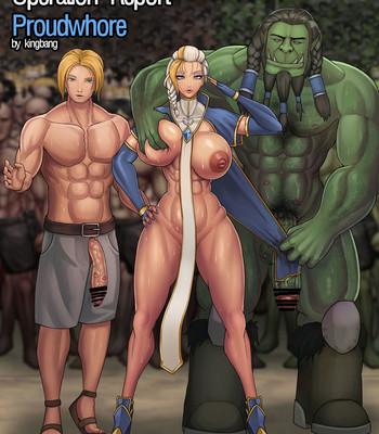 Porn Comics - Jaina Proudwhore Porn Comic